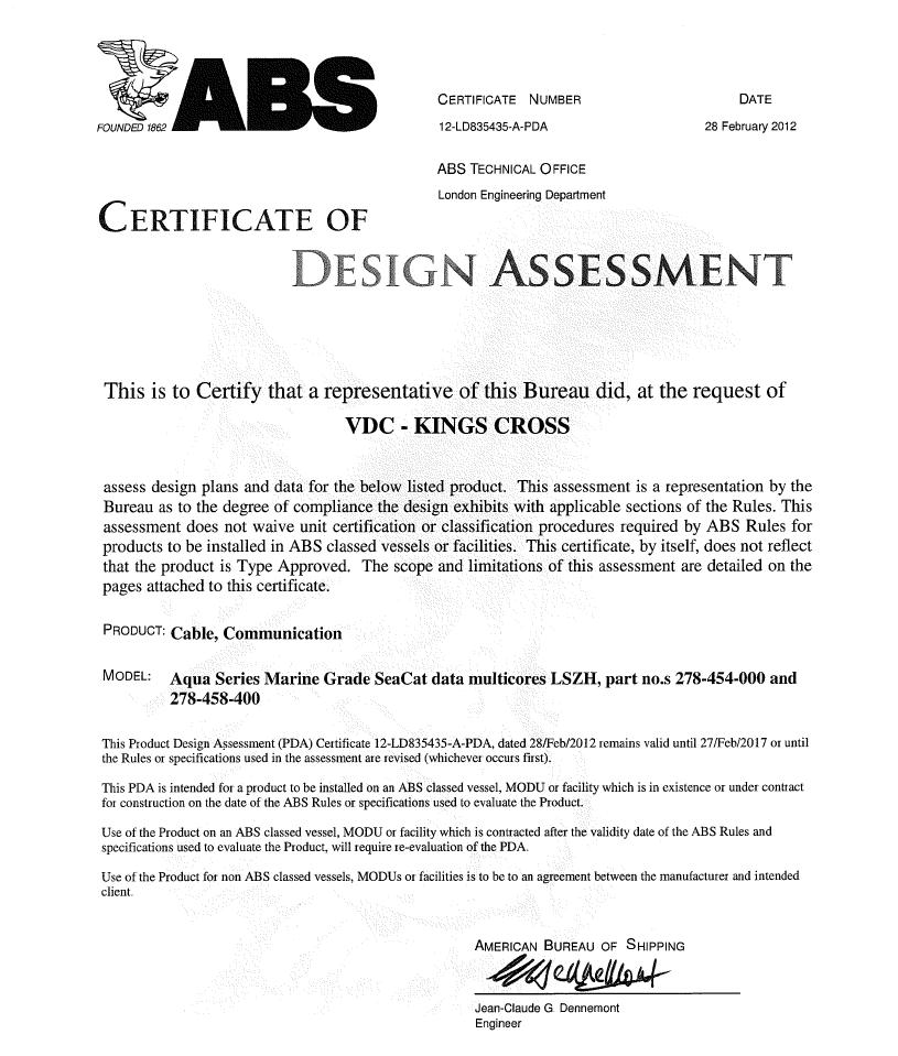 vessel classification and certification govuk - 815×959